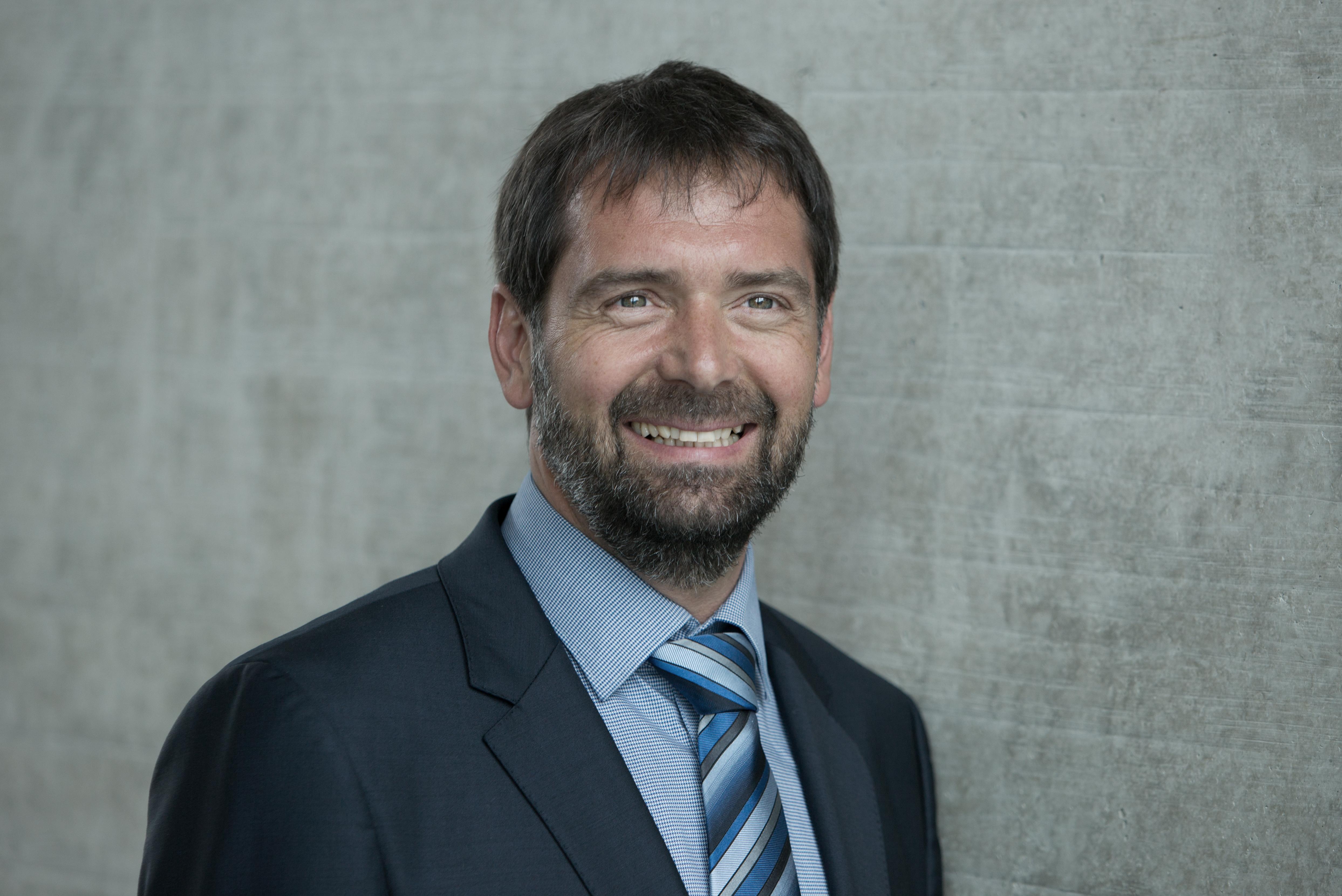 Markus Weishaupt, Geschäftsführender Gesellschafter von Weissman International