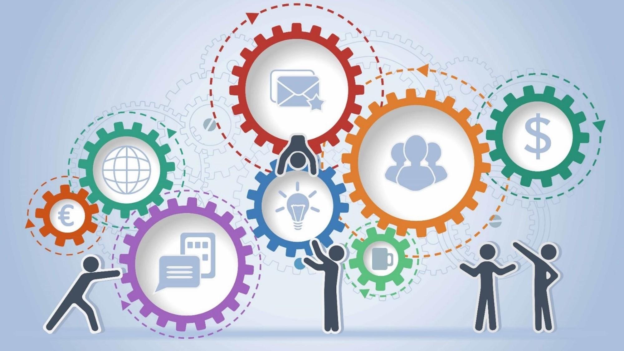 Die Organisation wird konsequent an die Kundenanforderungen ausgerichtet.